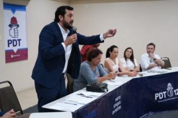 ELEIÇÕES 2020 - PDT conquista 8 prefeituras em MT