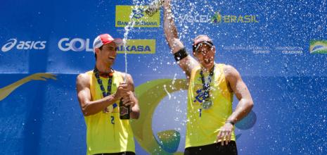 CIRCUITO BRASILEIRO: André/George fica com o título e assume liderança do ranking