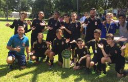 Competição de base em Alta Floresta ganha apoio da Secretaria de Esportes