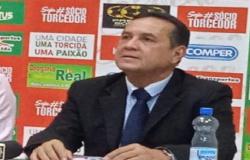 Morre Eder Taques, presidente do Operário, mais uma vítima da Covid-19