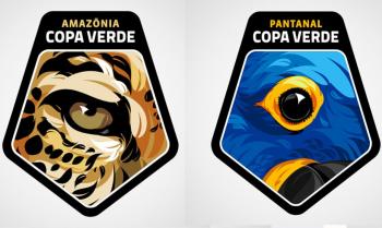 Finalistas da Copa Verde homenageiam onça-pintada e arara-azul