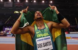 Por conta da pandemia, Almir Junior tem treinado nas ruas de Porto Alegre