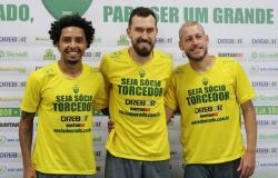 BRASILEIRÃO SÉRIE A - Cuiabá apresenta reforços para a temporada 2021