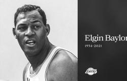 Lenda do Los Angeles Lakers, ex-ala Elgin Baylor morre aos 86 anos