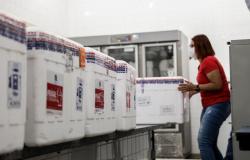 NOVA REMESSA - Mato Grosso recebe 54,9 mil doses de vacina nesta sexta-feira