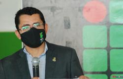 Decreto do presidente Jair Bolsonaro nomeia Julio César como novo reitor do IFMT