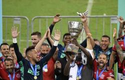 Flamengo vence Volta Redonda e conquista sua 23ª Taça Guanabara
