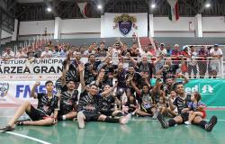 Sorriso e Grupo Santos se enfrentam pela Copa do Brasil de Futsal