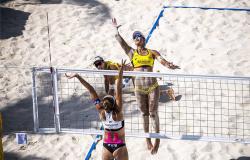 Vôlei de praia: após dois bronzes, Ágatha e Duda são campeãs em Cancún