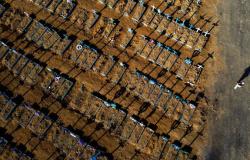 Brasil chega a 400 mil mortos por covid-19 com risco de terceira onda à vista