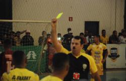 COPA DO BRASIL DE FUTSAL - Definido arbitragem para os confrontos entre Grupo Santos X Sorriso Futsal