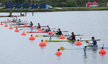 Brasil garante mais uma vaga olímpica na canoagem velocidade