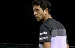 Nas duplas, Melo vence Soares em duelo brasileiro no Masters de Madri