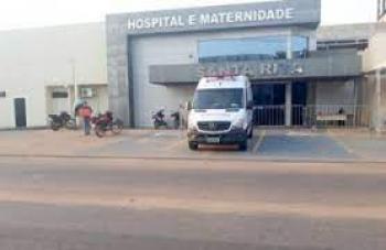 """COVID 19: Justiça determina """"nova vistoria técnica"""" no Hospital Santa Rita"""