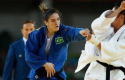 Com volta de Mayra Aguiar, seleção de judô é convocada para Mundial