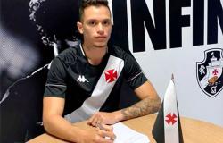 Zagueiro mato-grossense assina contrato com o Vasco