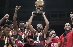 Basquete: Flamengo volta a bater São Paulo e conquista NBB