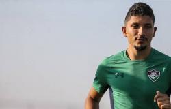 Cuiabá assina com Yuri, ex-Fluminense, para disputa do Brasileirão