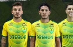 Cuiabá empresta três atletas para clubes da Série B do Brasileiro