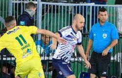 Árbitro mato-grossense atuará na Taça Brasil de Futsal