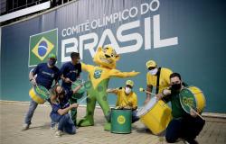 Movimento Verde Amarelo é convidado para ser padrinho do Time Brasil