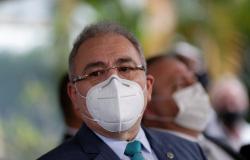 Ministro da Saúde confirma envio de doses extras para Cuiabá devido aos jogos da Copa América