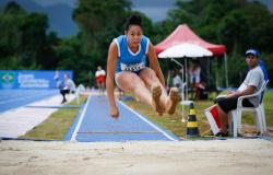 Esportistas do projeto Olimpus são maioria na delegação mato-grossense classificada para Troféu Brasil de Atletismo
