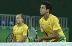 Bruno Soares e Marcelo Melo vão representar o Brasil pela 3°vez em Jogos Olímpicos