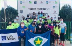 Mato Grosso conquista 31 medalhas no Centro Oeste de Natação