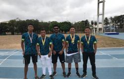 Atletas de Peixoto de Atletismo se destacam no Estadual em Cuiabá