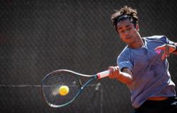 Copa Evane Open de Tênis começou em Cuiabá