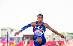 Peixotense Almir Junior está preparado para voar alto nas Olimpíadas no Japão