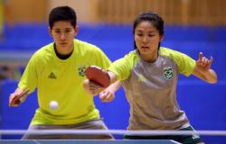 Definidos os adversários do tênis de mesa brasileiro nos Jogos Olímpicos