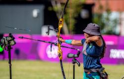 Olimpíada: Ane Marcelle se classifica como 33ª no tiro com arco