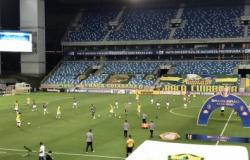 Cuiabá perde para o Corinthians, mas segue fora do rebaixamento