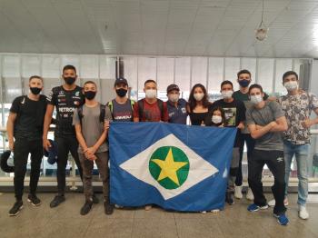 Mato Grosso participa do Brasileiro Juvenil e Junior de natação