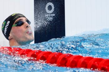 Bruno Fratus avança às semifinais do 50m livre nas Olimpíadas; Etiene é eliminada
