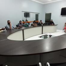 Conselho Municipal de Saúde pede ajuda da Câmara para município ampliar orçamento das ações de vacinação contra a Covid-19