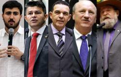 5 deputados de MT votaram a favor da PEC do voto impresso; veja