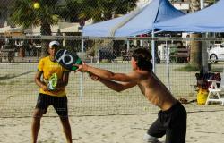 Movido Açaí de Beach Tennis ocorre até domingo em Cuiabá