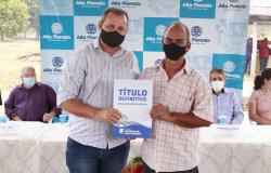 Vereador Marcos Menin destaca luta para conseguir a regularização do Assentamento Jacamim II