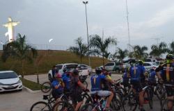Mais de cem ciclistas participam do Pedal pela Vida em Paranaita