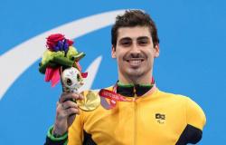 Talisson Glock vence os 400m livre e conquista a 7ª medalha de ouro para a natação brasileira nos Jogos de Tóquio