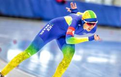 Patinadora Larissa Paes dá início à caminhada em busca da vaga para Pequim 2022