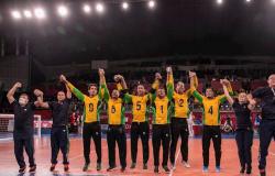 Brasil vence China e conquista pela primeira vez medalha de ouro no goalball masculino nos Jogos de Tóquio
