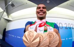 Daniel Dias será o porta-bandeira do Brasil na cerimônia de encerramento dos Jogos de Tóquio