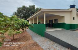 Vereadores verificam reforma do Posto de Saúde da Comunidade Ouro Verde