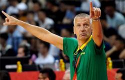 Aleksandar Petrovic não é mais técnico da Seleção Brasileira de Basquete