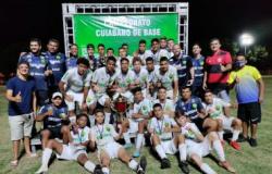 Cuiabá conquista título no Sub16
