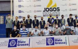 Etapa dos Jogos Escolares realizada em Sorriso classifica equipes de futsal para fase nacional